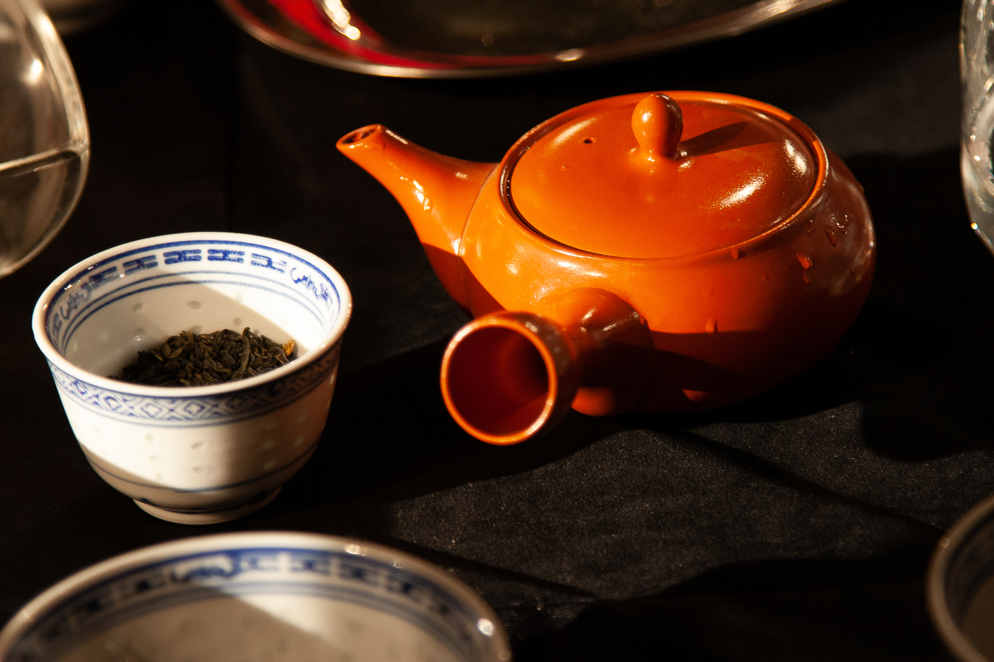"""Warsztaty herbaciane """"Szlakiem herbaty"""""""